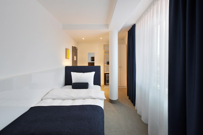 VI VADI HOTEL BAYER 89 - Munich - Single