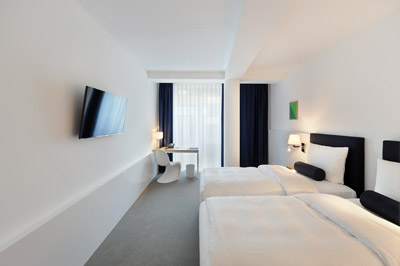 VI VADI HOTEL BAYER 89 - Munich - Twin Superior