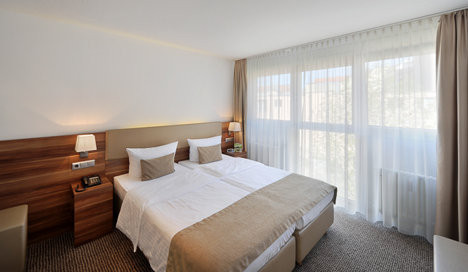 Vi Vadi Hotels Downtown Munich - Doppelzimmer